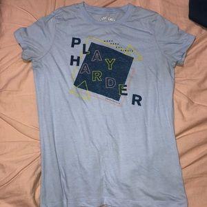 Shirt Sleeve Aeropostale Athletic Shirt